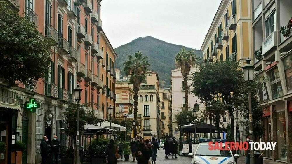 Campania in zona gialla per cinque giorni: ecco le regole da rispettare