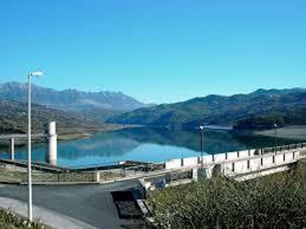 Cilento: è colma d'acqua diga di Piano della Rocca su fiume Alento