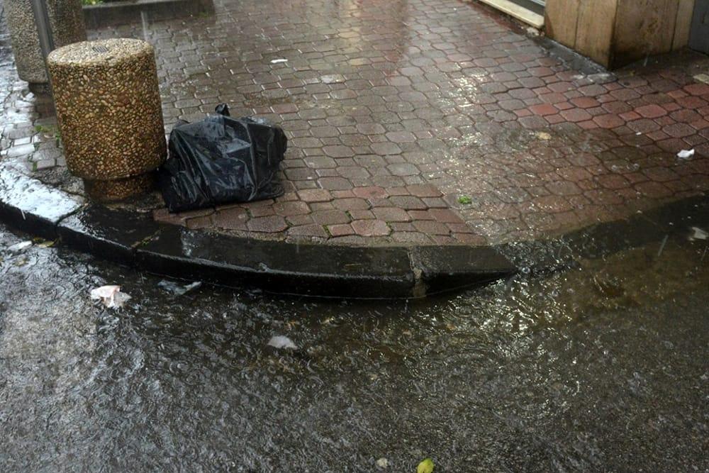Maltempo in città: prorogata l'allerta meteo Gialla fino al 7 gennaio