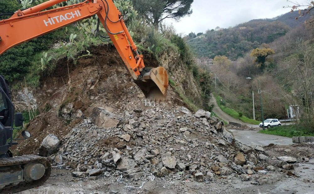 Maltempo e danni a Cava de' Tirreni: il Comune chiede lo stato di calamità
