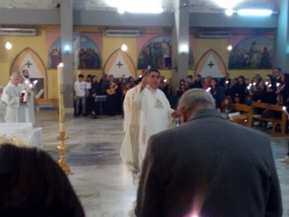 Epifania 2021, la parrocchia di Mariconda dona generi alimentari ai bisognosi