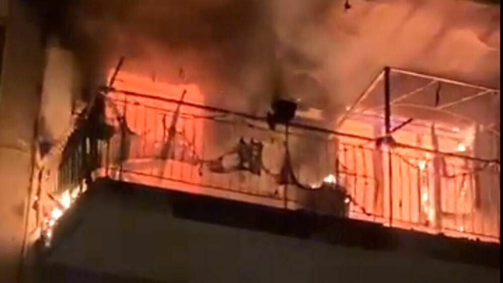 Appartamento in fiamme a San Marzano: parte la raccolta fondi per aiutare i proprietari