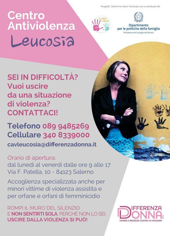 """Violenza sulle donne: Tofalo inaugura centro antiviolenza """"Leucosia"""" di Salerno"""