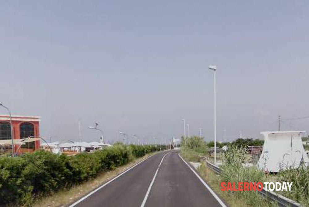 Troppo incidenti sulla litoranea a Pontecagnano: Celano scrive alla Procura