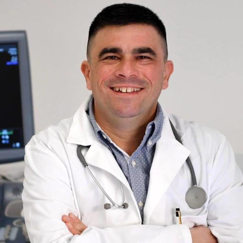 """Covid-19, l'annuncio di Polichetti: """"Mi sono vaccinato al Ruggi, basta speculazioni"""""""