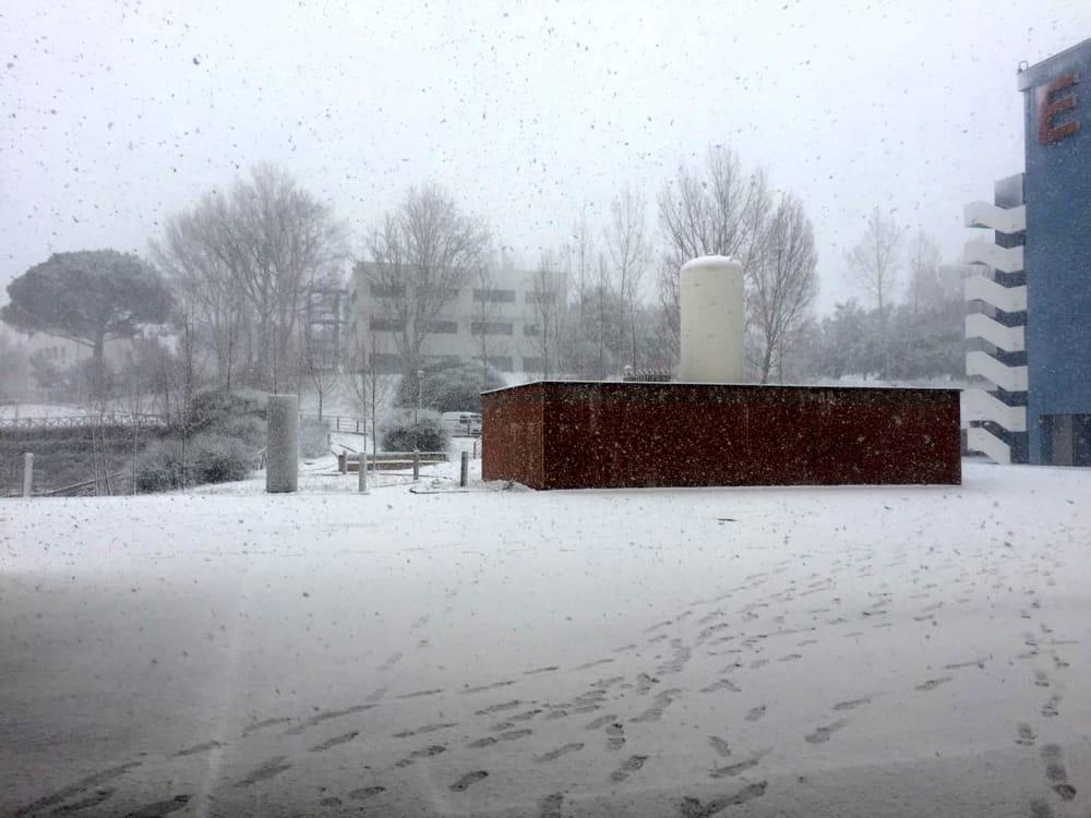"""Arriva il """"freddo russo"""" sull'Italia: neve e temporali anche al Sud"""