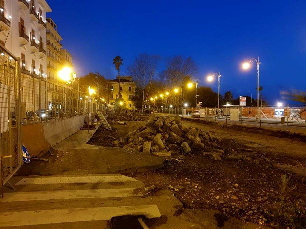 Parcheggi in piazza Cavour: aperto un nuovo cantiere, ecco perchè