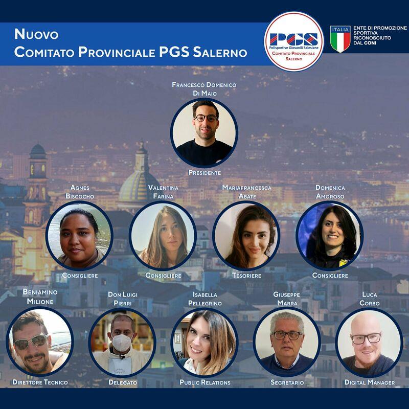 Comitato Provinciale del Pgs: eletto il consiglio direttivo, nuova sede a Capriglia