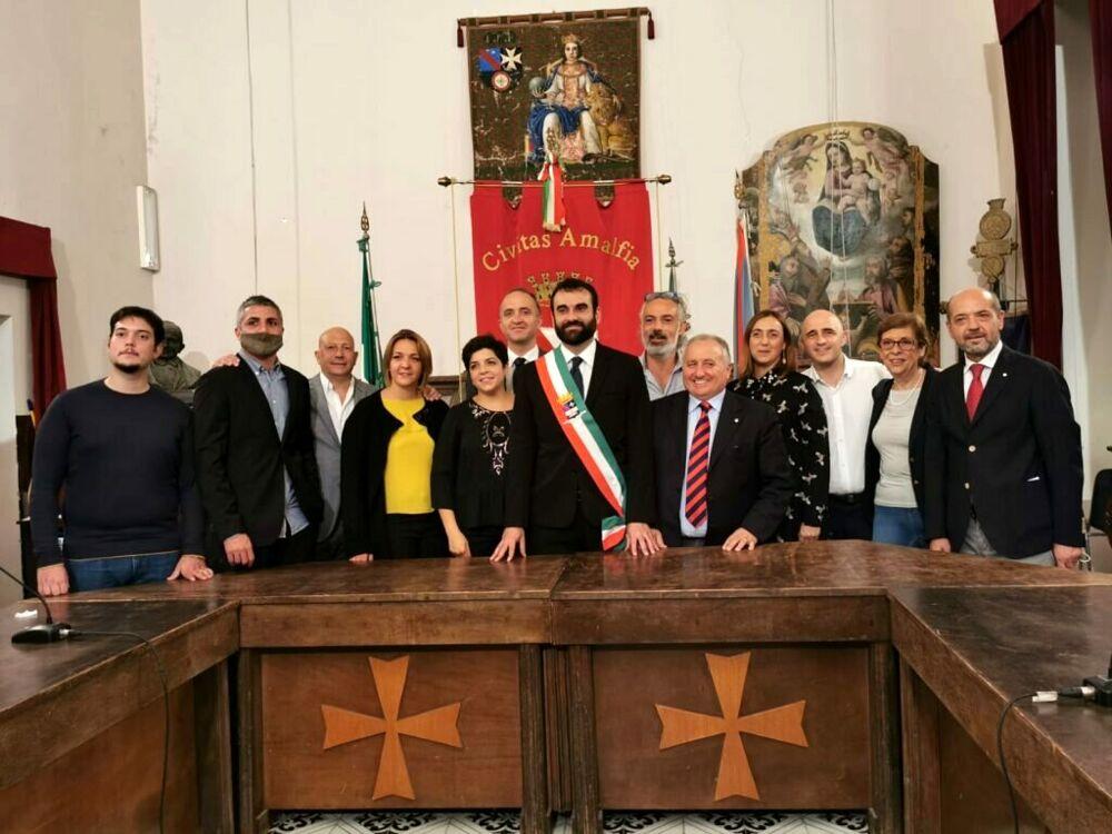 Comune di Amalfi, approvato il bilancio 2021 in Consiglio Comunale
