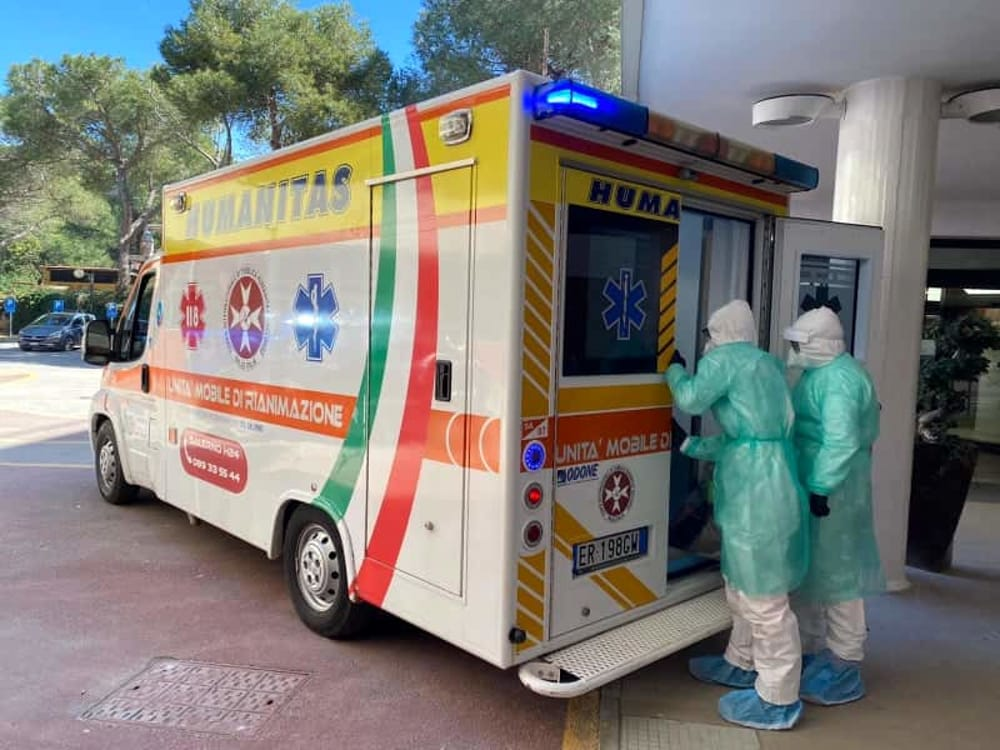 Covid-19: due decessi ad Eboli e Pontecagnano, parte la dad in altre scuole