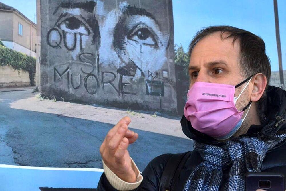 Allarme Covid-19 a Salerno: casi in aumento, Forte e Bassano chiedono la mappa dei contagi per zone