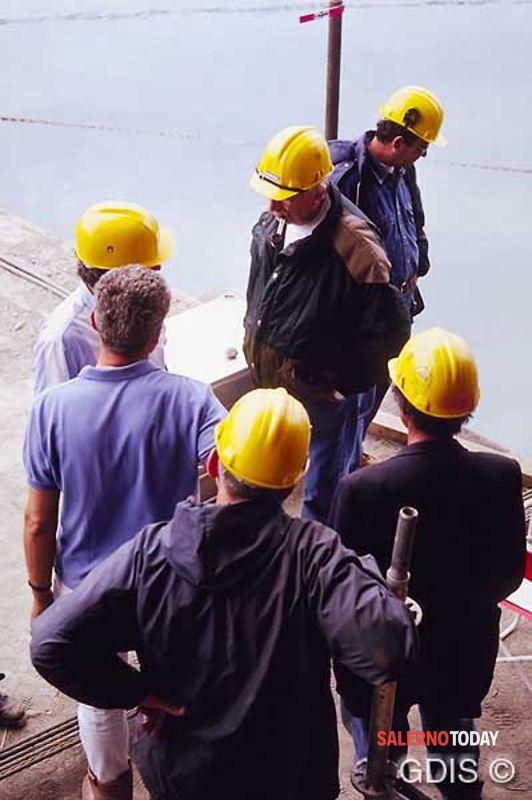 Possibilità di lavoro con Rcm Costruzioni di Rainone: possibilità per 60 geometri e ingegneri
