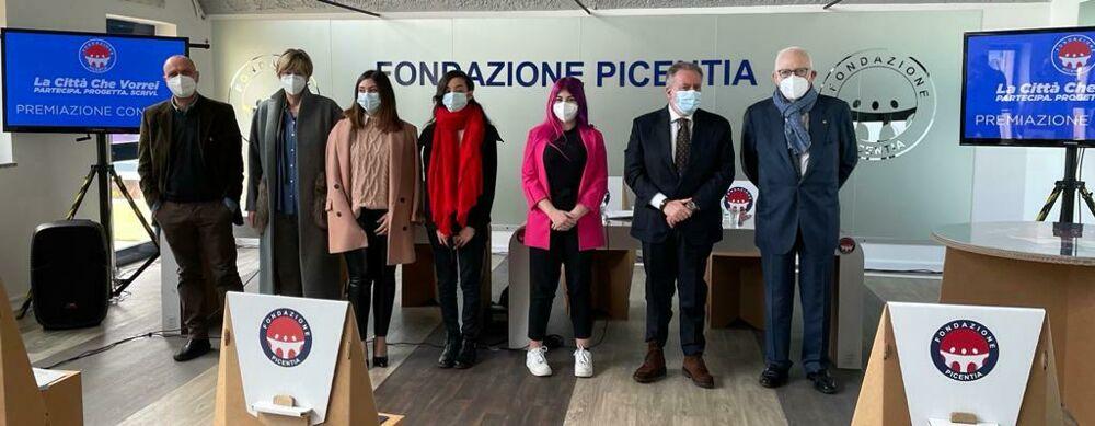 """Fondazione Picentia, ecco i vincitori del contest """"La Città che Vorrei"""""""
