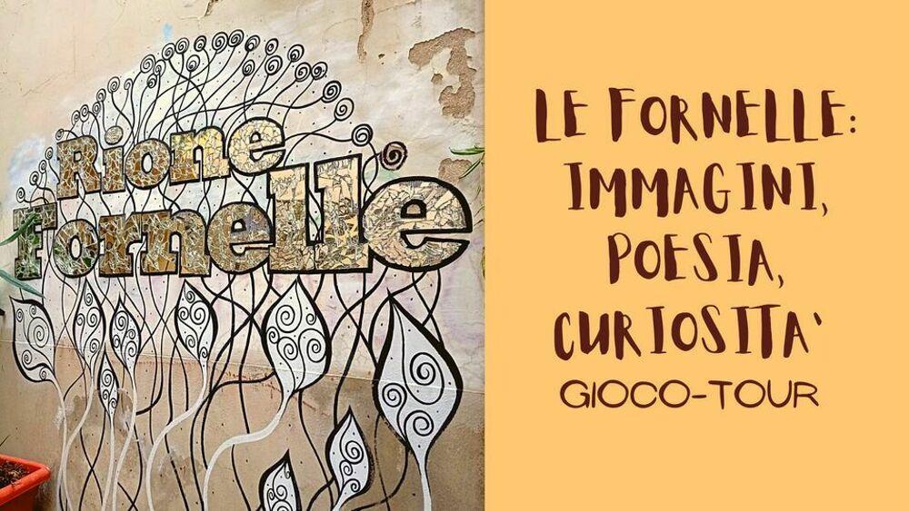 Rione Fornelle, immagini e curiosità: gioco-tour a Salerno