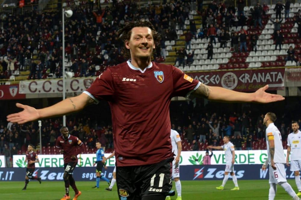 Reggina-Salernitana, comincia il girone d'andata: le formazioni
