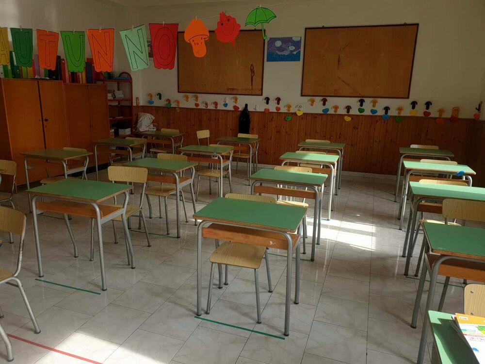 Covid-19 tra i banchi: 34 contagi a scuola ad Atena, torna la Dad