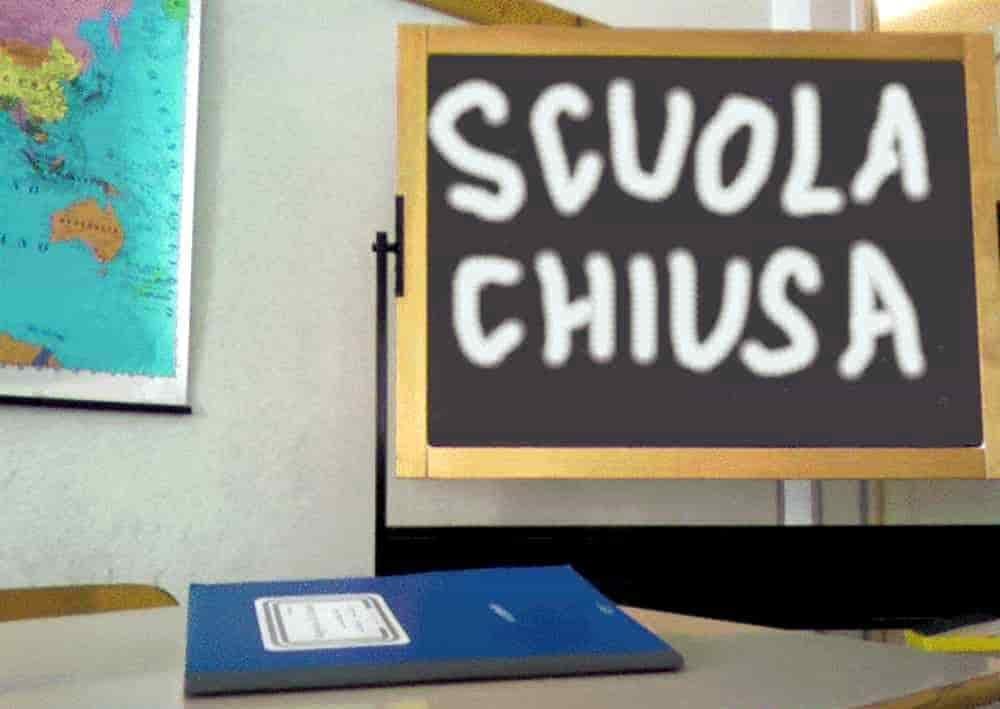Covid-19 a Castelnuovo Cilento, chiudono le scuole: l'annuncio del sindaco
