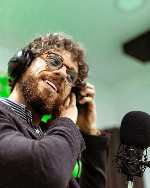 """Messaggi di morte e offese al deejay Luca Virno: """"Io vado avanti, non ho paura"""""""