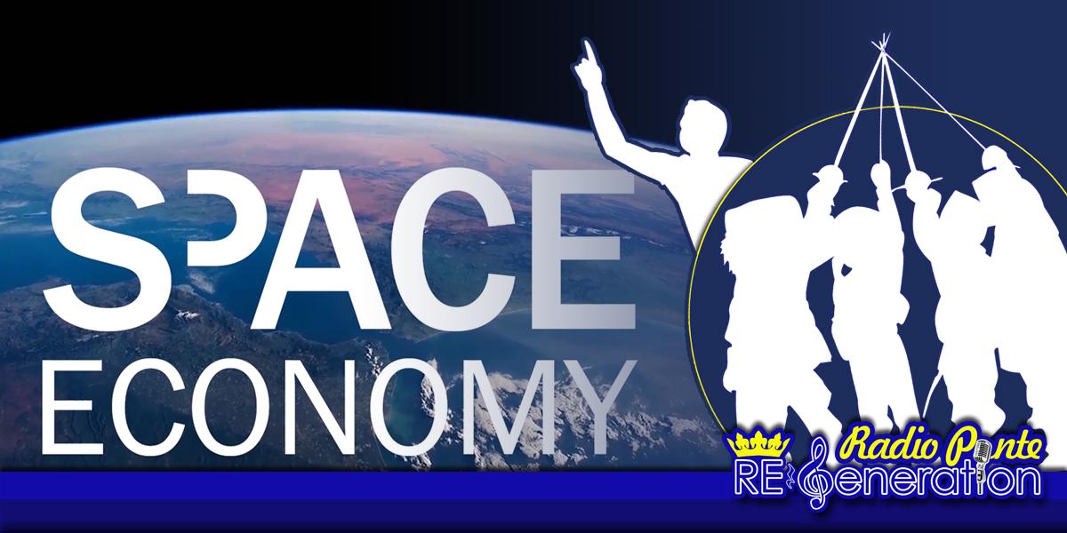 Puntata n.188 – Che impresa! – Space Economy
