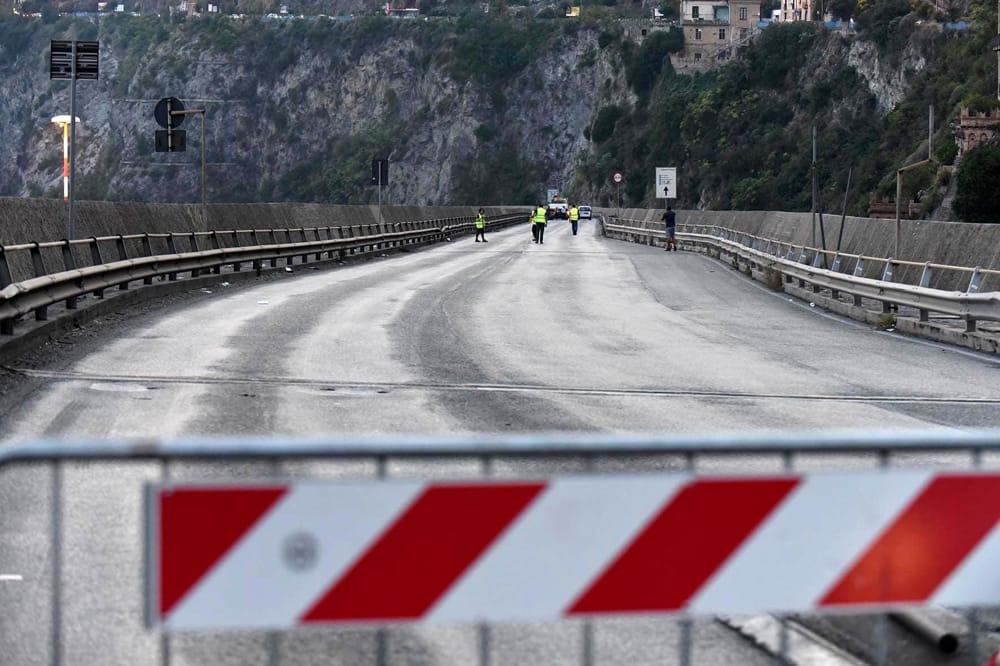 Salerno, precipita dal Viadotto Gatto: muore ragazzo di 33 anni