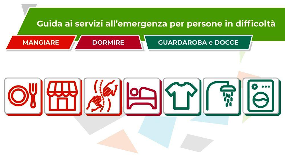 Sodalis: una guida servizi all'emergenza per persone in difficoltà