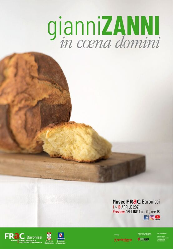 """""""In Cœna Domini"""": a Baronissi la mostra di Gianni Zanni"""