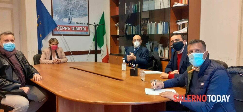 Elezioni a Salerno: Fi, Lega, Udc e Cambiamo cercano l'intesa: oggi nuovo summit