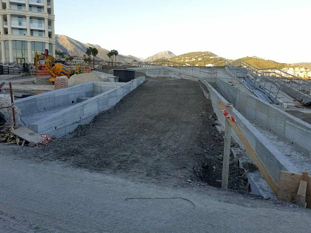 Salerno, proseguono i lavori tra il Molo Manfredi e Piazza della Libertà