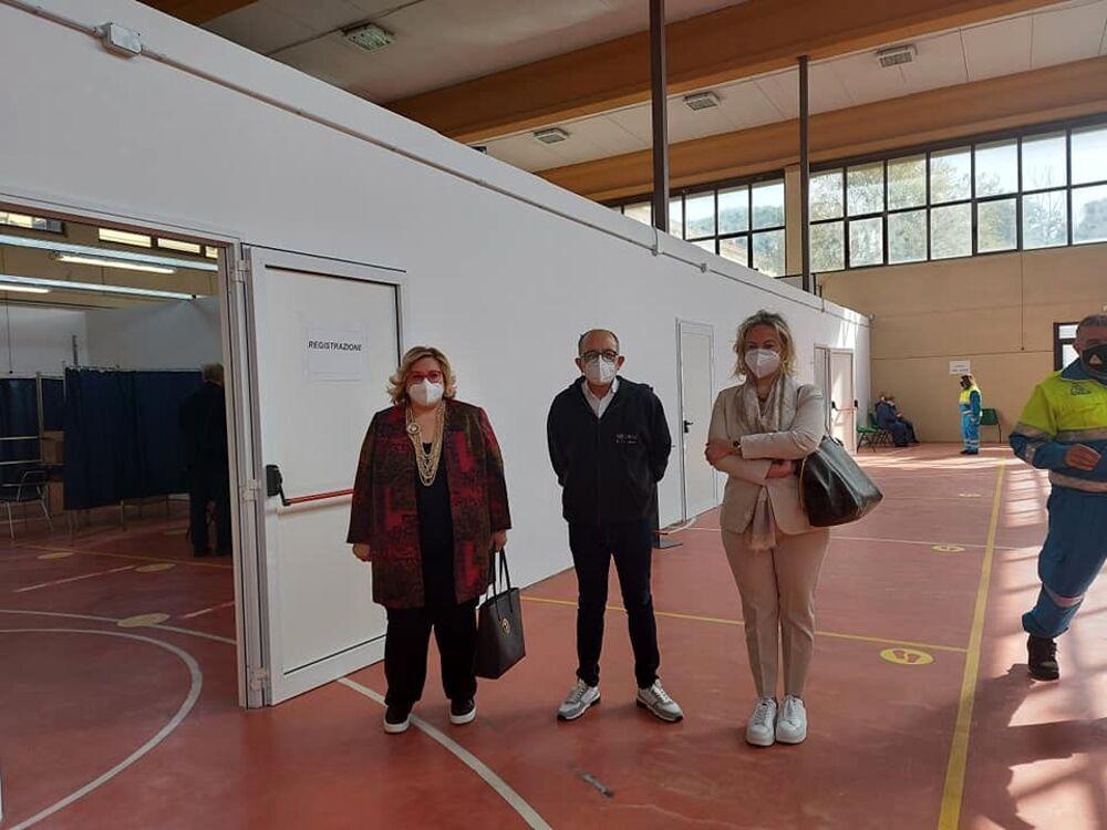 Vaccinazioni anti-Covid: nuovo centro a Castel San Giorgio
