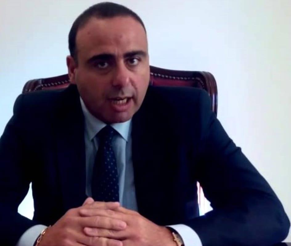 """L'allarme di Cammarota: """"Giù le mani da Salerno"""", sportello anti usura"""