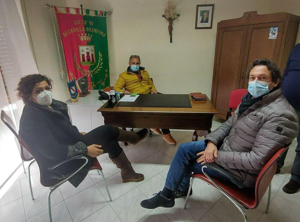 """Altavilla Silentina, interrogazione di Bilotti (M5S): """"Il castello va salvato"""""""