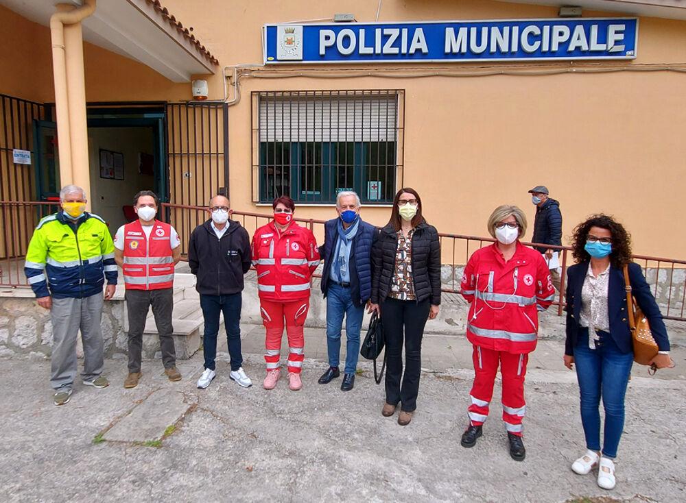 Roccapiemonte, aperto il Centro Vaccinale anti-Covid: parla il sindaco