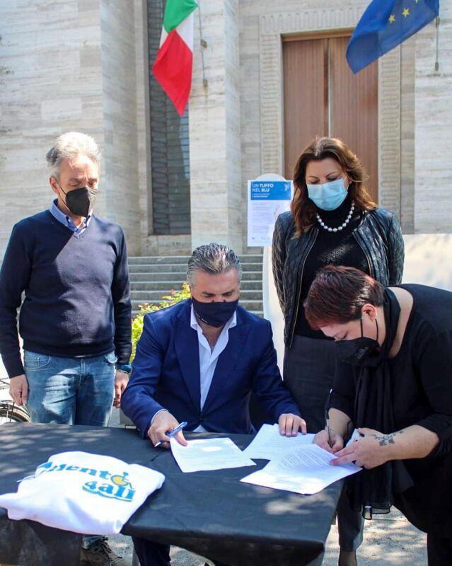 """Capaccio Paestum diventa """"Autism Friendly"""": firmato il protocollo con Cilento4All"""