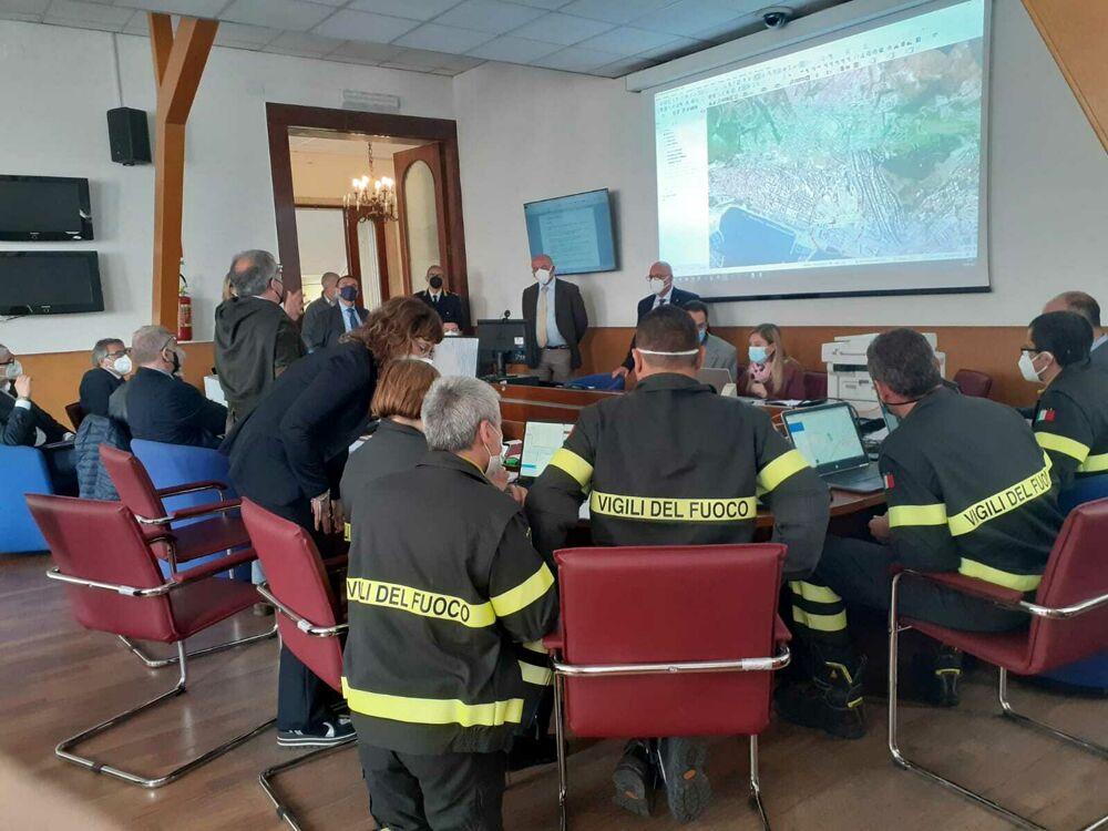 """Salernum 2021"", esercitazione di difesa civile in caso di attacco terroristico"