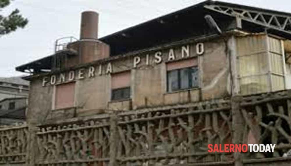 """Fonderie Pisano a Buccino: Cammarano, Pierro e Pellegrino dicono """"no"""""""