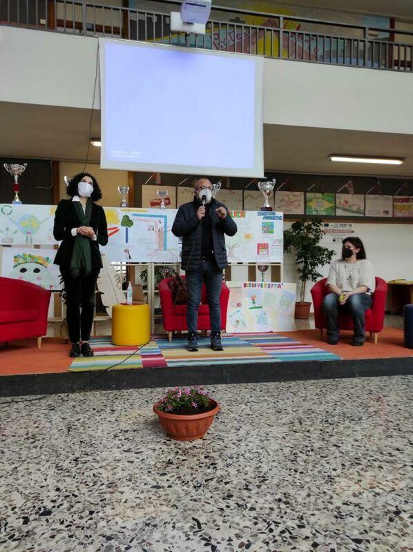 Pontecagnano, l'Ic Picentia celebra Giornata mondiale della Terra 2021