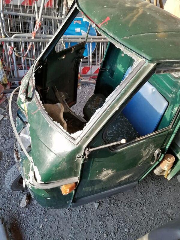 Nocera Inferiore, raid nel parcheggio di via Canale: danneggiati mezzi della Multiservizi