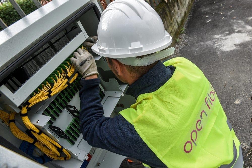Cava de' Tirreni, Tim e l'investimento in città per la fibra ottica ultraveloce