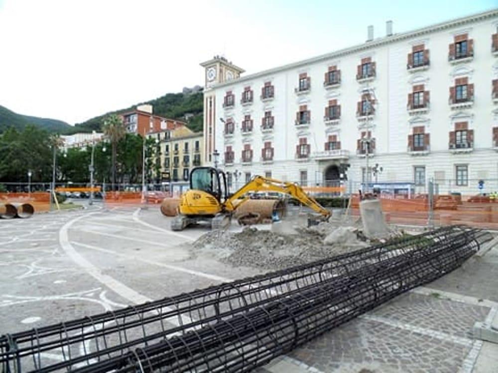 Parcheggi in piazza Cavour: bando pubblico per l'incarico di collaudatore statico e tecnico-amministrativo