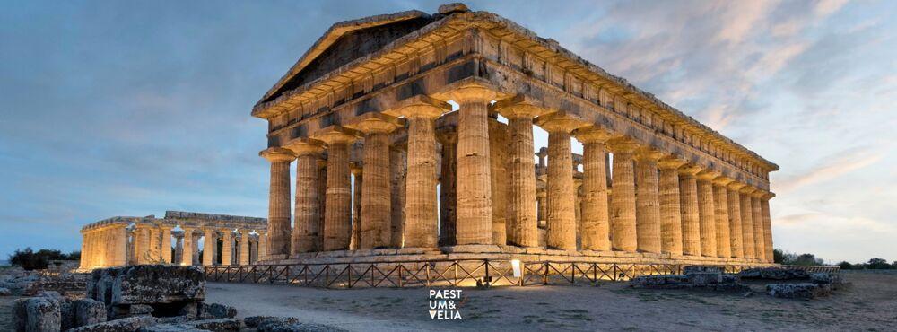 Campania in zona gialla: riaprono i parchi archeologici di Paestum e Velia