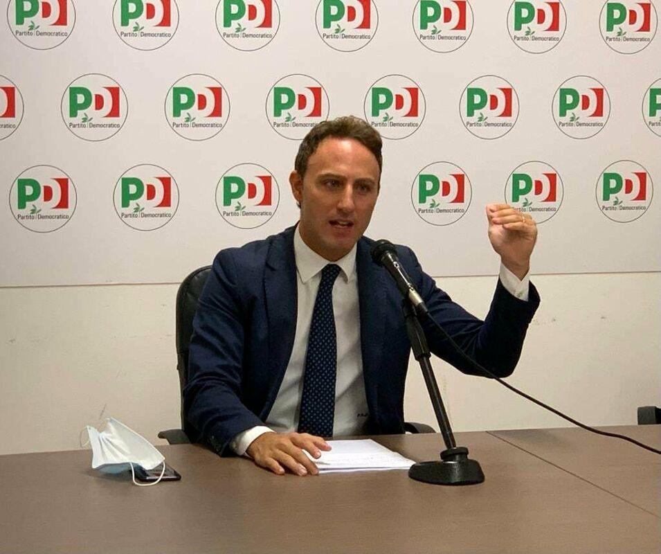 """Piero De Luca (Pd): """"Da Amalfi messaggio di speranza e fiducia per il futuro del Paese"""""""