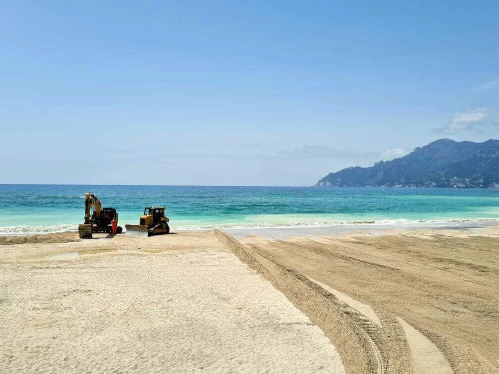 Ripascimento a Salerno: opera verso il completamento, proroga per i lavori