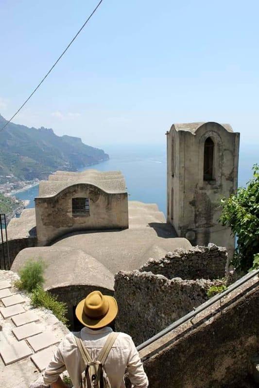 In Costiera Amalfitana sbarca il trekking tra limoni, reperti archeologici e siti romani