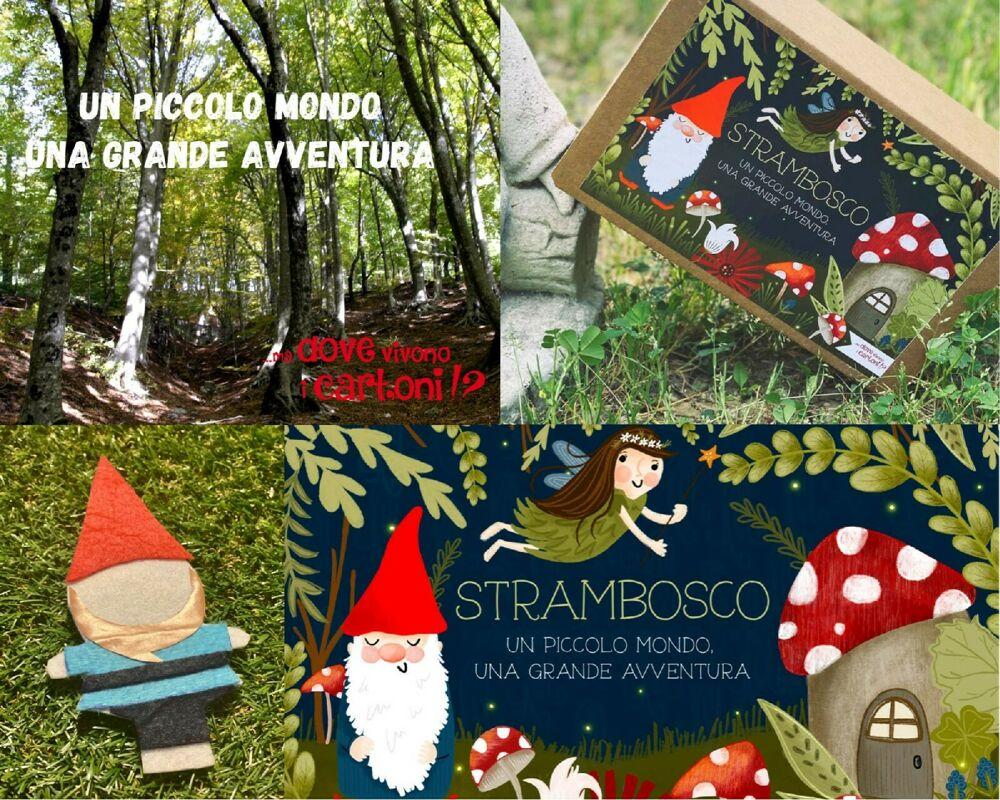 """""""Strambosco"""" a Lagosele: avventure per bambini tra natura e relax"""