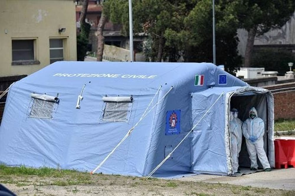 Covid nel Salernitano: nuovi positivi e boom di contagi a Pagani