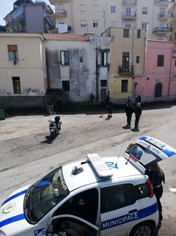 Degrado in via La Gatta, partita la bonifica: soddisfatto Marchetti (Codacons)