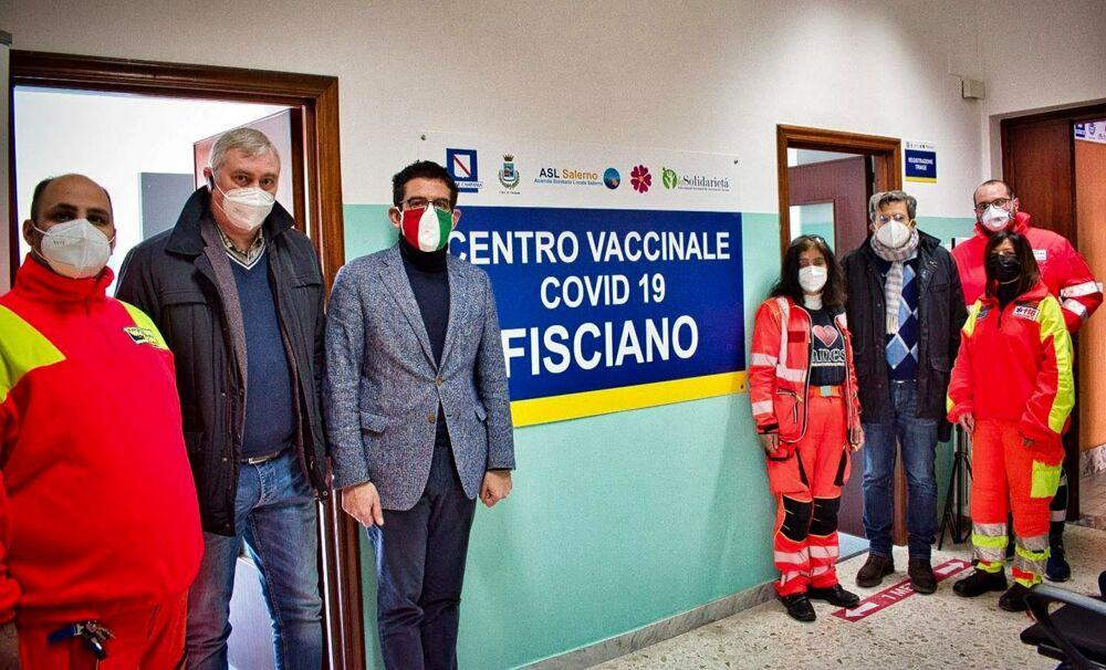 Covid-19 a Fisciano, apre il centro vaccinale: tutte le informazioni