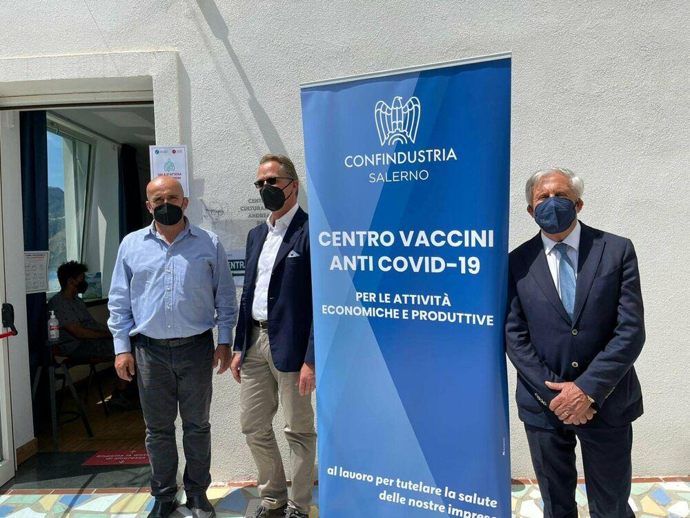 """Vaccini agli operatori turistici in Costa d'Amalfi, Gagliano: """"Ogni somministrazione costa 20 euro"""""""