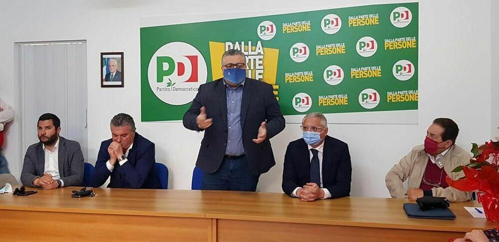 Agropoli, Coppola e Alfieri inaugurano il nuovo circolo del Pd