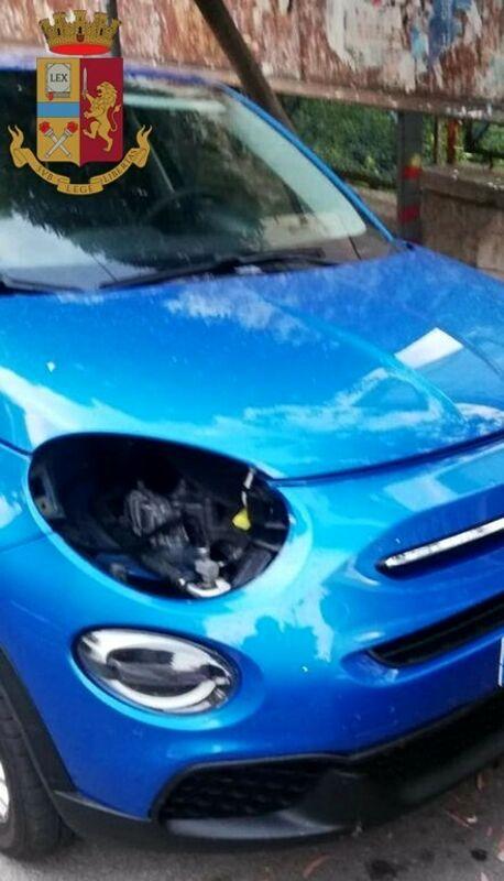 Dal napoletano a Salerno, per rubare pezzi di ricambio alle auto: arrestato il ladro seriale